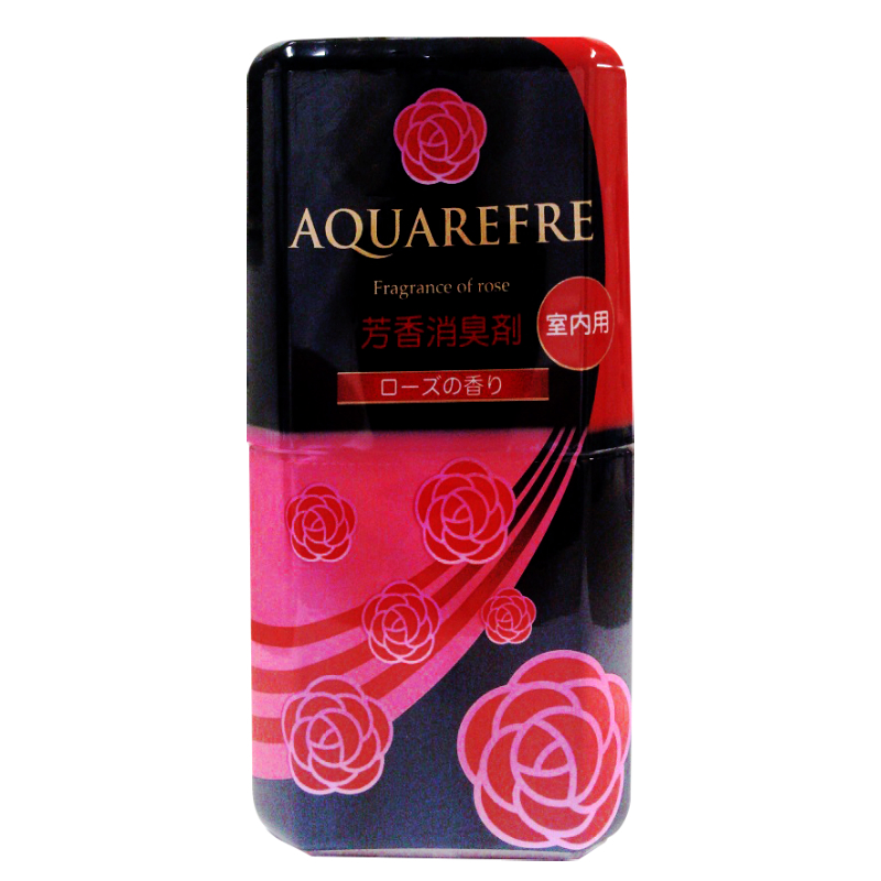 Khử mùi Aqua Refre - Hương hoa hồng 400ml