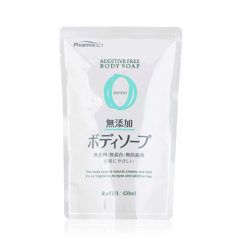 Sữa Tắm Pharmaact (Không Chất Phụ Gia) 450ML